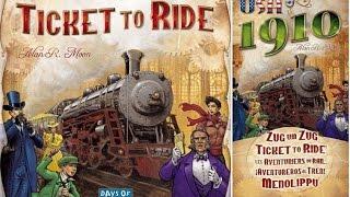Dad vs Daughter - Ticket to Ride