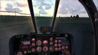 FSX Aerosoft Bronco X Orbx S43 Video Test