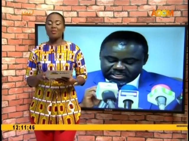 Premotobre Kasee on Adom TV (17-10-18)