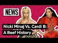 A Timeline Of Nicki Minaj & Cardi B's Beef | Genius News