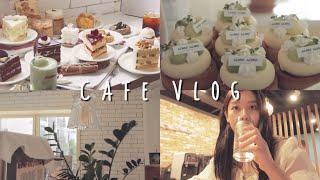 Sub soon!)cafe vlog • 갑자기 정전이요…