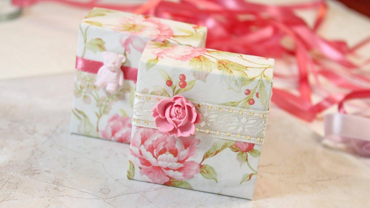 10 способов необычно упаковать подарок своими 31