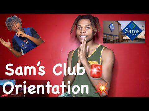 Sam's Club Interview And Orientation Process