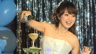 タレントの渡辺美奈代が、「50th Anniversary Birthday Live」を開催した。この日、50歳の誕生日を迎えた渡辺。...