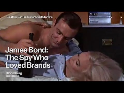 James Bond: A History Through Product Placement