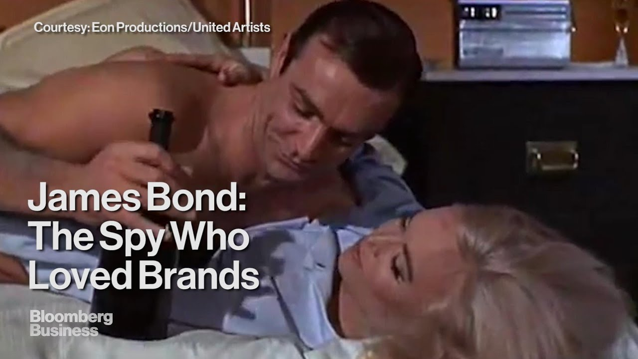 567e1058b0a2 James Bond: A History Through Product Placement - YouTube