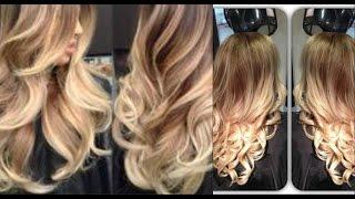Ombre at home /Hair Tutorial / Омбре в домашних условиях:мой опыт(Многие наверняка слышали об этом ультрамодном способе окрашивания волос и даже могли видеть звезд Голливу..., 2014-08-30T10:16:21.000Z)