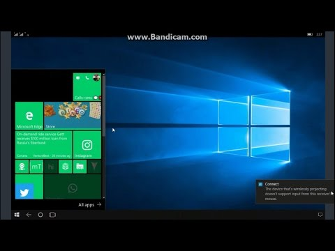 How to enable CONTINUUM on ANY LUMIA smartphone and use without display dock