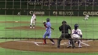 20170717 第88回都市対抗野球大会 NTT西日本対JR西日本 7回表