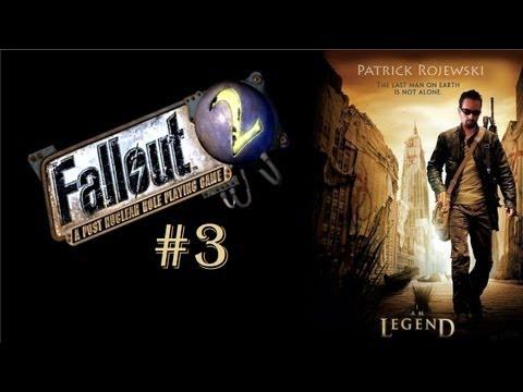 Fallout 2 #3 Klamath (1/2) Sulik! (Postnuklearnie) HD PL