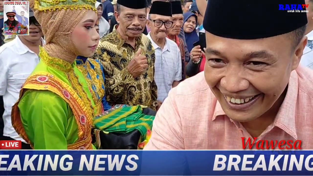 Download RAJIUN TUMADA BERSAMA MASYARAKAT PECINTA RAJIUN DESA WAWESA