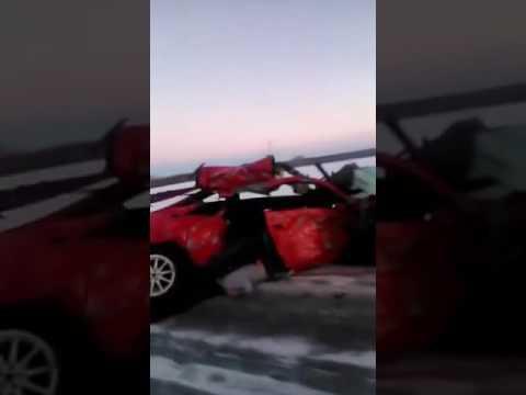 Житель Хакасии участник смертельного ДТП на кузбасской трассе (2)