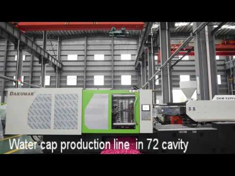 Water Bottles and Cap Production Line-Sino Holdings