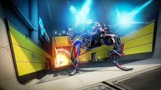 RIGS - PlayStation VR - Trailer E3 2015