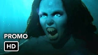 "Siren (Freeform) ""Secrets Will Surface"" Promo HD - Mermaid drama series"
