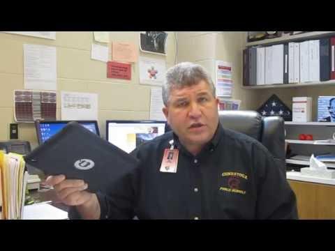 1 to 1 iPad Video for Conestoga Jr Sr High School