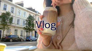 eng) 영국 유학생 vlog l 영국인들은,,, 크리…