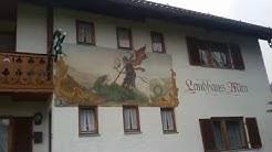 Mira Wallgau Landhaus Ferienwohnung  mit Hund