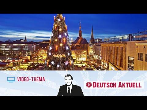 Ein Weihnachtsbaum Der Superlative   Deutsch Lernen Mit Videos