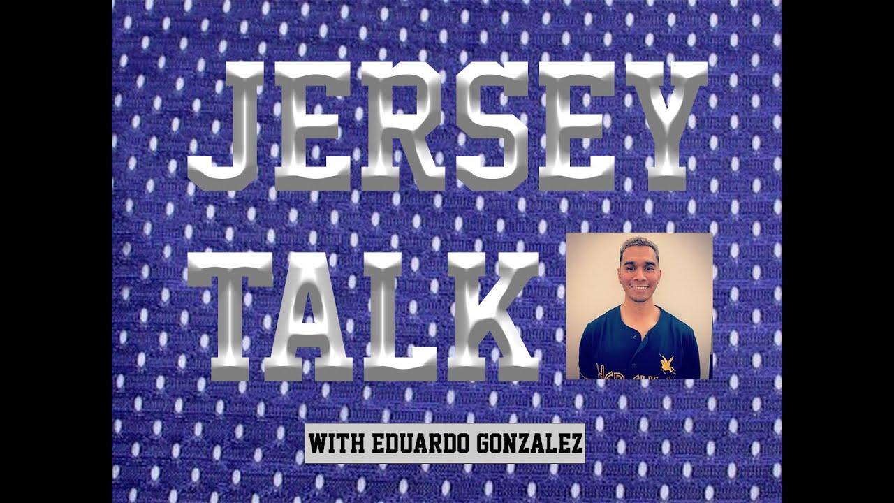 Jersey Talk: Eduardo Gonzalez Shares Favorite Phoenix & USC Memories With Lucky Number Jerseys