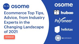 Ecommerce Top Tips, Advice, from Industry Experts in the Changing Landscape of 2021