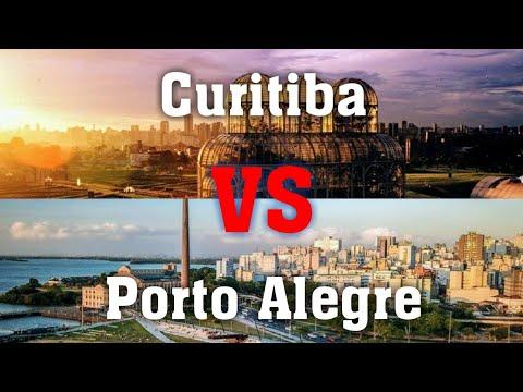 Curitiba Vs Porto Alegre (City Vs City Nacional)