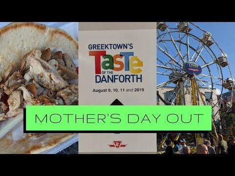 Taste Of The Danforth   A Greek Culture Celebration   Toronto Food Festival   Mother's Own Blog