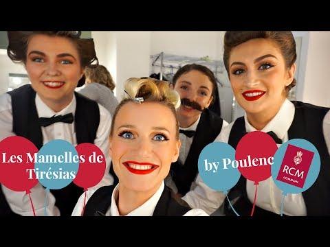 THE ROYAL COLLEGE OF MUSIC SUMMER OPERA | Les Mamelles de Tirésias by Poulenc