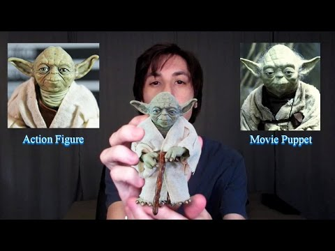 One of the Best Yoda Star Wars Action Figures - My Product Review
