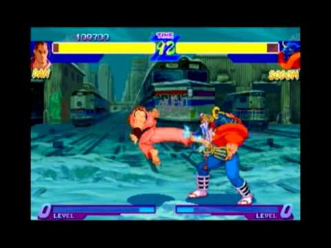 Street Fighter Alpha 1 Review