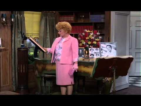 """The Lucy Show""- ""Lucy Gets Jack Benny's Account"""