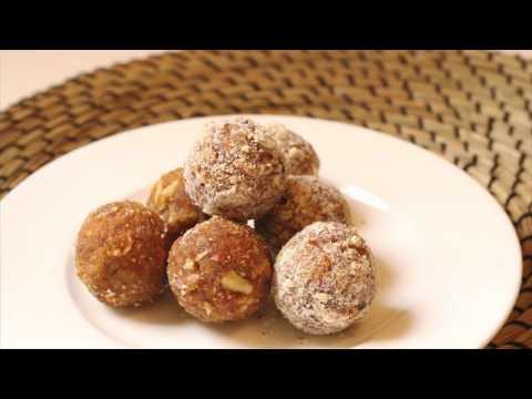 Easy Christmas Orange Nut Balls