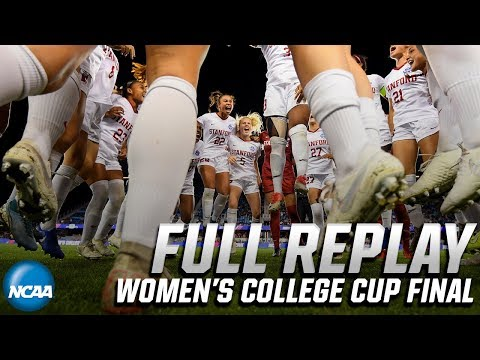 2019 College Cup: Stanford v. North Carolina - FULL REPLAY