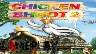Chicken Shoot 2 - Edition 2012  Gameplay (PC/HD)