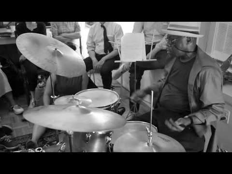 Under_line Salon: Andrew Cyrille - solo drumset - Arts for Art - May 28 2015