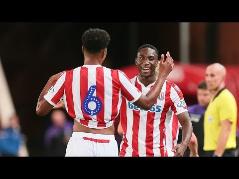 Goals: Stoke City U23s 7-2 Norwich City U23s