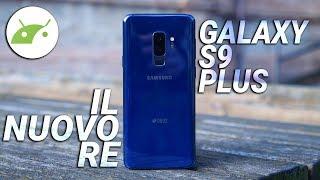 LO SMARTPHONE DA BATTERE: Galaxy S9 Plus | Recensione | ITA | TuttoAndroid