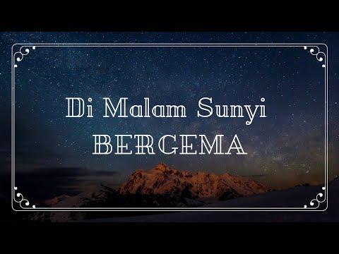 Di Malam Sunyi Bergema - Lagu Natal Terbaru  2016//2017 (Lirik)