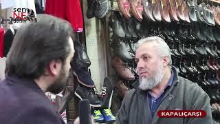 """Esnafa Türkiye'nin Ekonomik Gidişatını Sorduk """"Sen Ne Dersin?"""""""