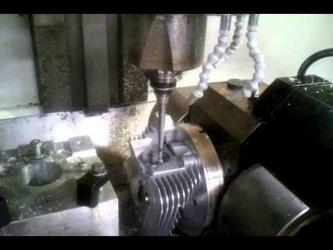 Harley 5 Axis Cnc Head Porting Youfile