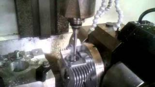 Harley 5 Axis CNC Head Porting Youtube File