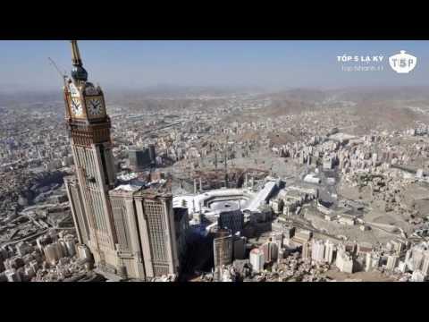 Mộc Tube TOP NHANH #1: Top 10 Tòa Nhà Cao Nhất Thế Giới (2016)