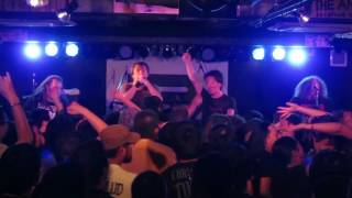Napalm Death Japan Tour 2016 Live at Blue Resistance Ishinomaki, Ja...