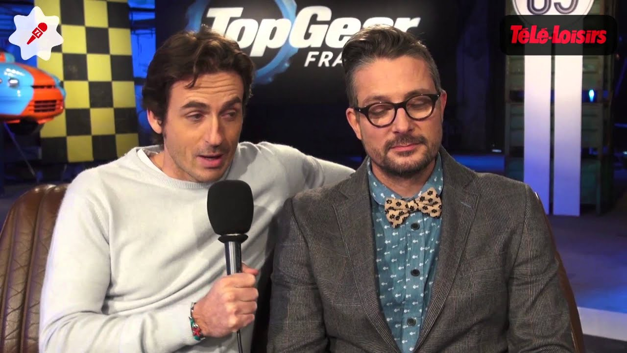 le tone bruce jouanny et philippe lellouche nous pr sentent la saison 2 de top gear youtube. Black Bedroom Furniture Sets. Home Design Ideas