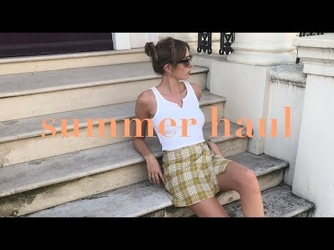 Huge Summer Haul | Topshop, Celine, Urban Outfitters