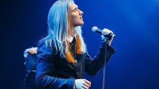 Александр Иванов на концерте Славы (25.11.2015, КЗ