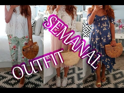 OUTFIT SEMANAL MAYO # 3