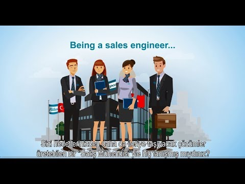 Being a sales engineer at Atlas Copco Industrial Technique Turkey
