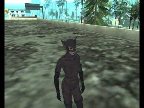 Catwoman AC In Gta.avi