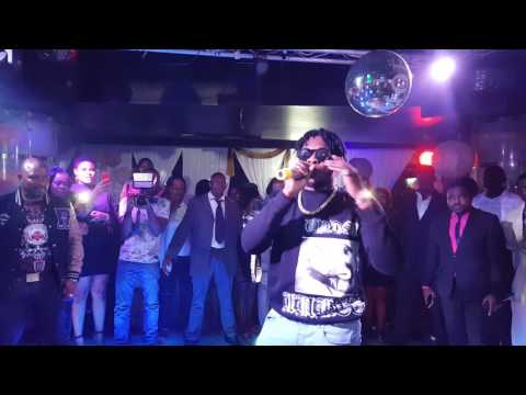 RUNTOWN For Life Show case OG CLUB YAOUNDE By Arnaud Cuertis